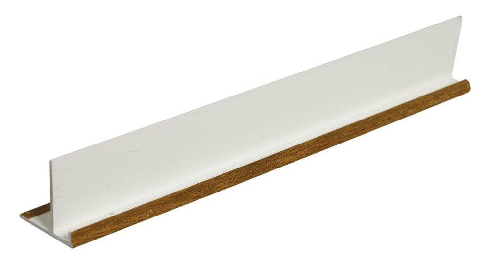 Shiplap Cladding Starter Trim - 5mtr Golden Oak