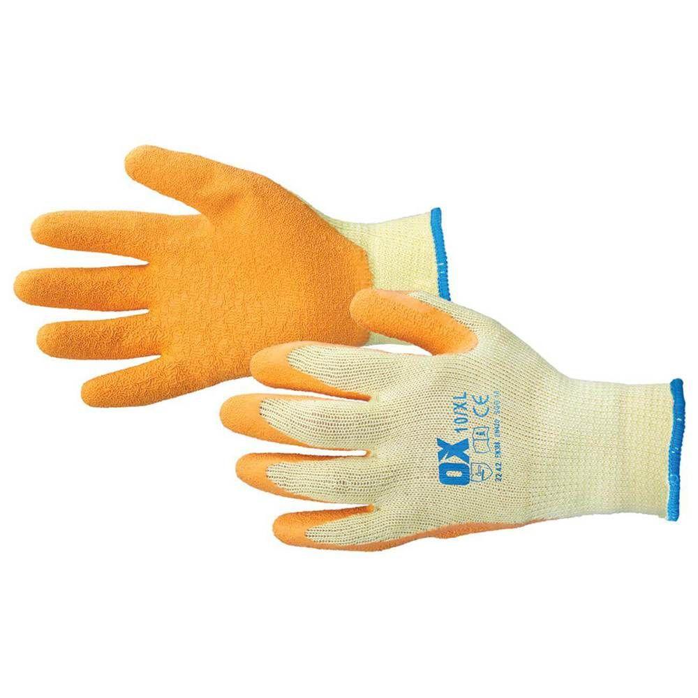 Latex Grip Glove - Large