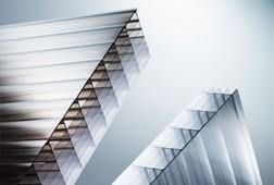 Polycarbonate Sheet Multiwall - 25mm x 1050mm x 2mtr Solarguard