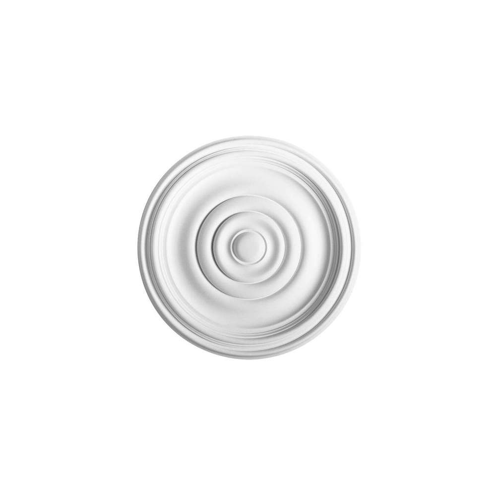 Ceiling Medallion Luxxus Collection - 380mm White