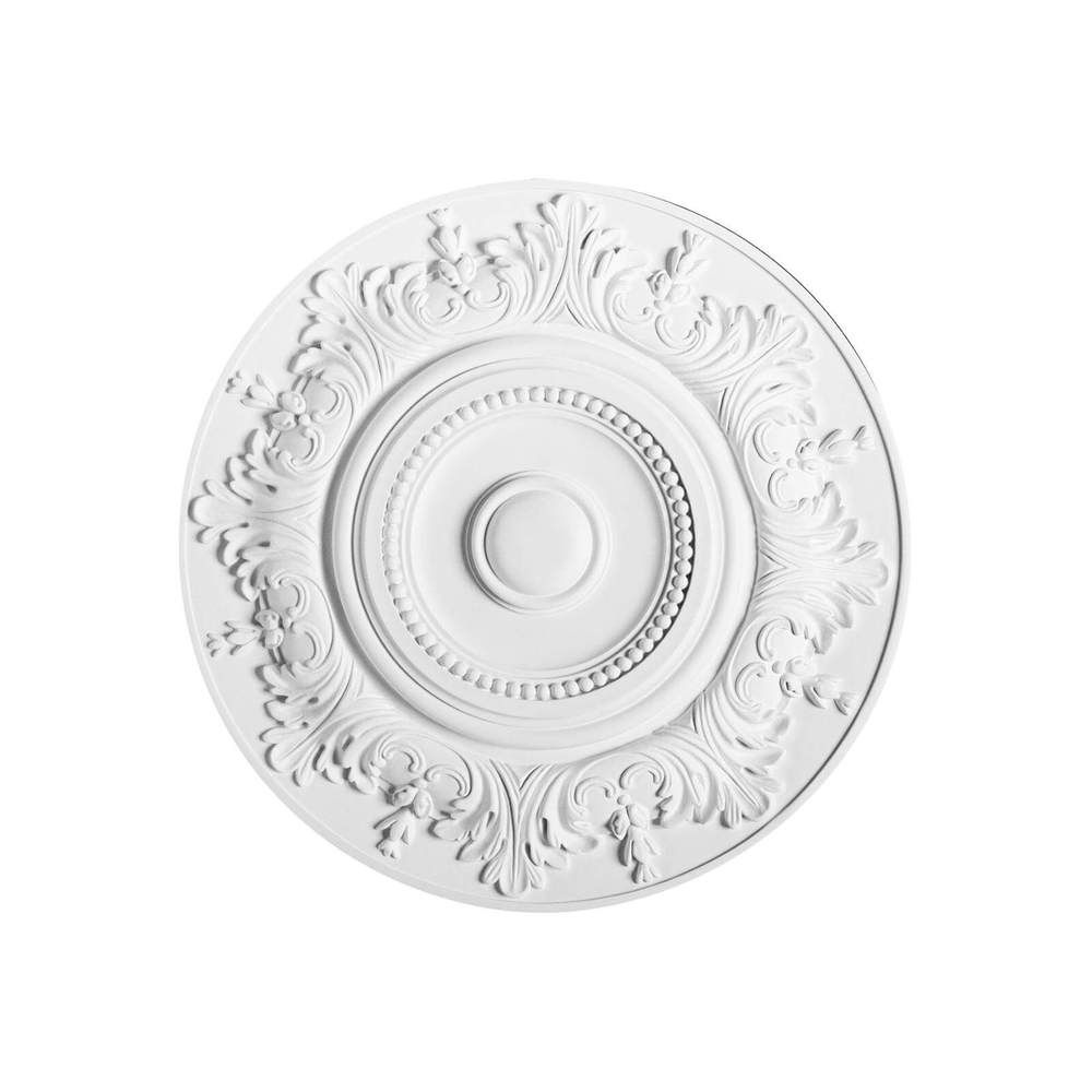 Ceiling Medallion Luxxus Collection - 470mm White