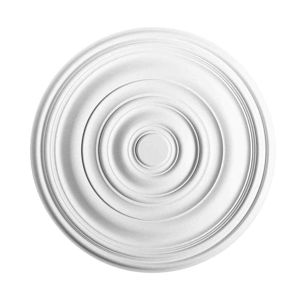 Ceiling Medallion Luxxus Collection - 745mm White