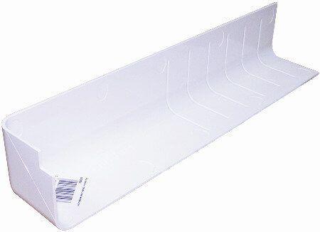 Cover Board External Corner - 300mm White