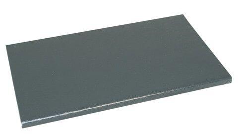 Soffit Board - 200mm x 10mm x 5mtr Anthracite Grey Woodgrain