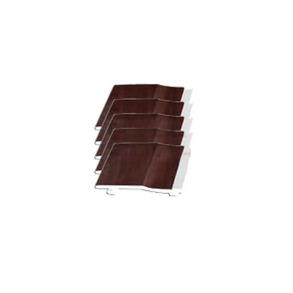 V Joint Cladding - 100mm x 5mtr Rosewood - Pack of 5
