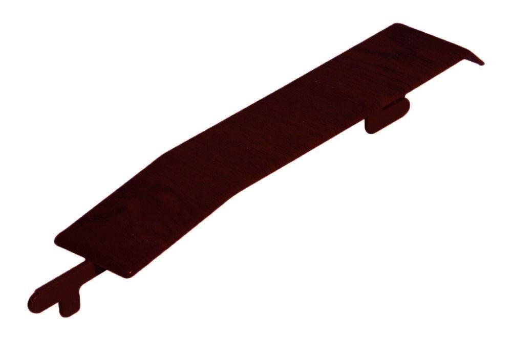 Shiplap Cladding Butt Joint - 150mm Rosewood