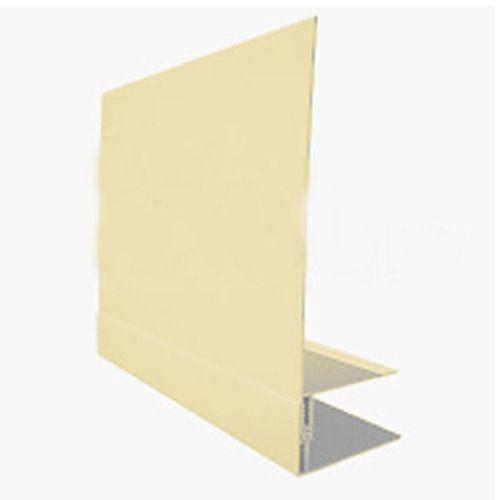 Weatherboard Cladding Reveal Liner Trim - 3mtr Sand