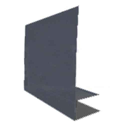 Weatherboard Cladding Reveal Liner Trim - 3mtr Slate Grey