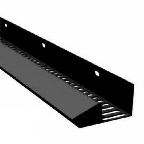 Soffit Vent Strip - 50mm x 2.5mtr Black