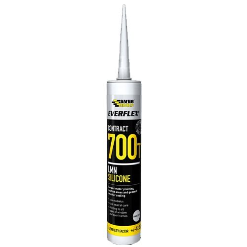 Silicon 700T Fast Neutral Cure - 300ml Mahogany
