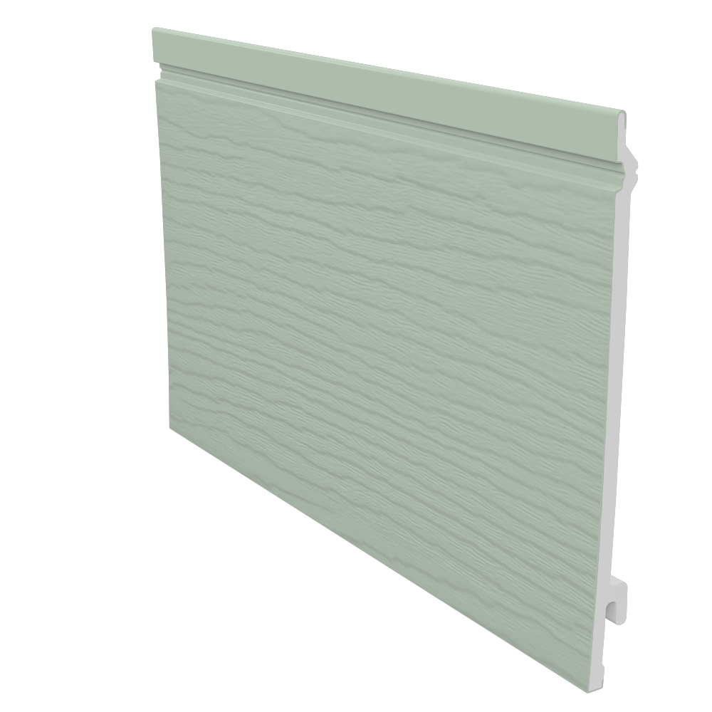 Weatherboard Cladding - 170mm x 5mtr Sage Green - OUT OF STOCK