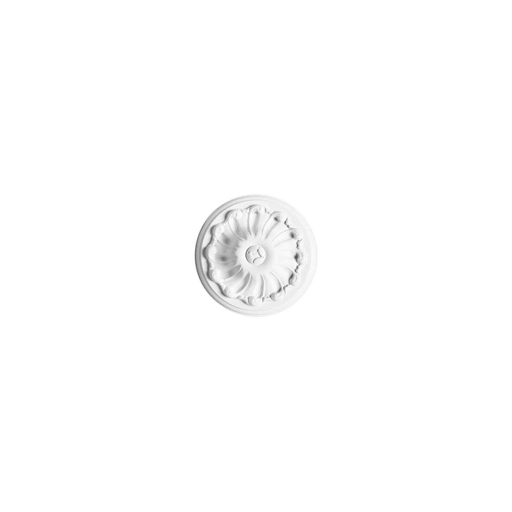 Ceiling Medallion Luxxus Collection - 150mm White
