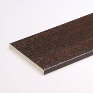 Soffit Board - 100mm x 10mm x 5mtr Rosewood