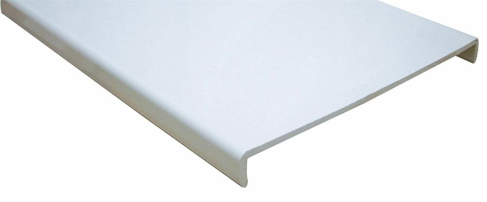 Cover Board Box End - 454mm x 9mm x 1.25mtr White