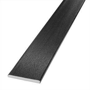 PVC Architrave - 45mm x 5mtr Black Ash - OUT OF STOCK