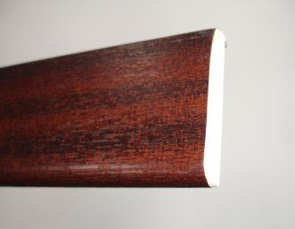 PVC Architrave - 65mm x 5mtr Rosewood