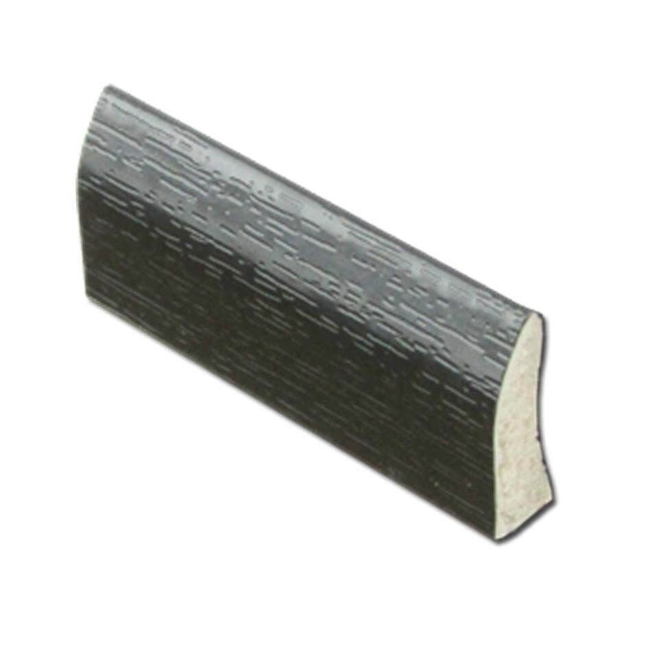PVC Edge Fillet - 20mm x 5mtr Black Ash
