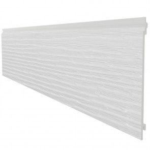 Weatherboard Cladding - 170mm x 5mtr White