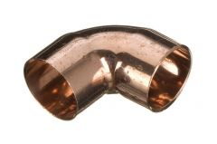 Endfeed Elbow - 90 Degree x 22mm