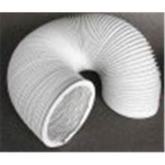 Easipipe Round Ventilation Duct Flexible PVC Hose - 100mm x 15mtr