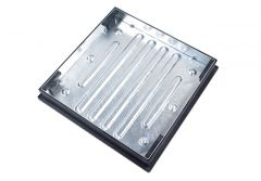 Manhole Cover Recessed - 10 Tonne x 600mm x 600mm x 80mm
