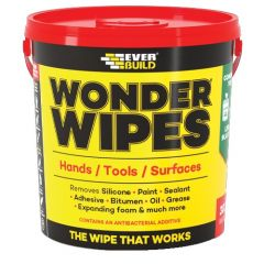 Giant Wonder Wipes Tub - Pack of 300