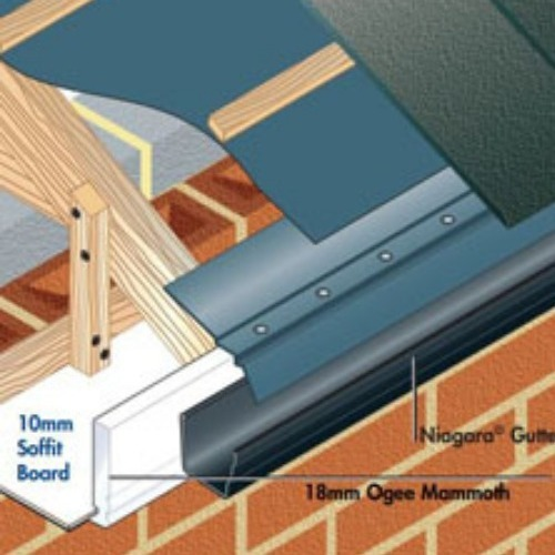 5M UPVC Cover Boards | Fascia Capping Boards | Barge Boards
