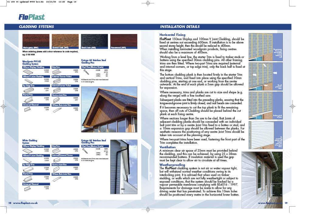 External Cladding Installation - PDF